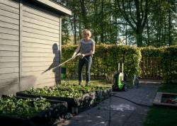 Преимущества моек высокого давления от Greenworks и их основные разновидности