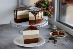 Пошаговая инструкция по приготовлению торта Три шоколада: что для этого потребуется